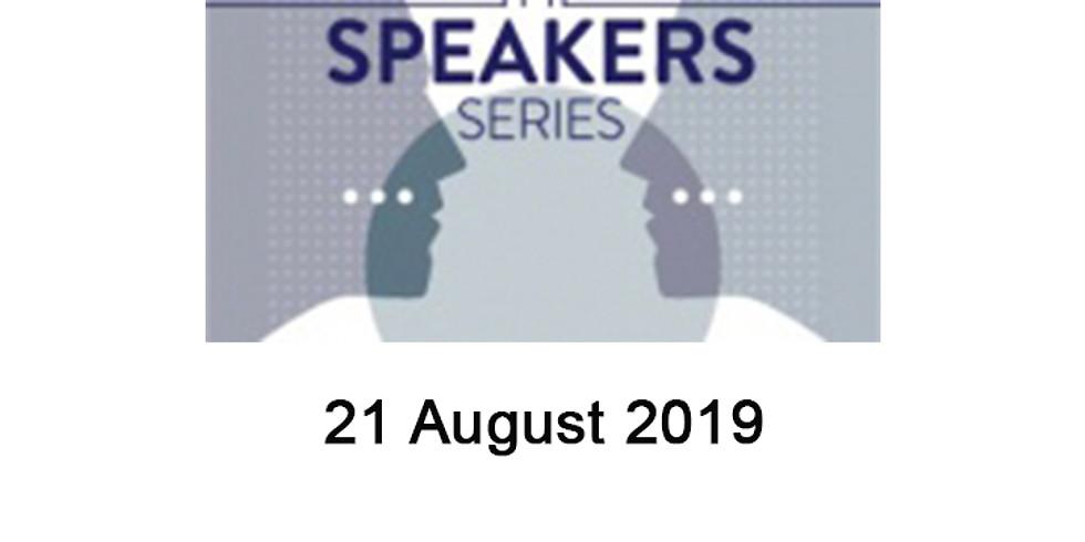 Speakers Series - Culture Hacks