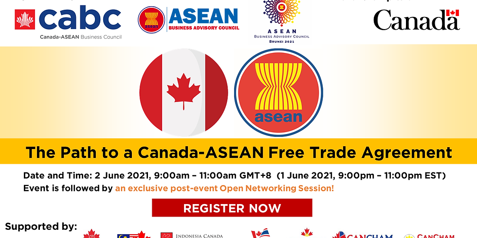 The Path to a Canada-ASEAN Free Trade Agreement