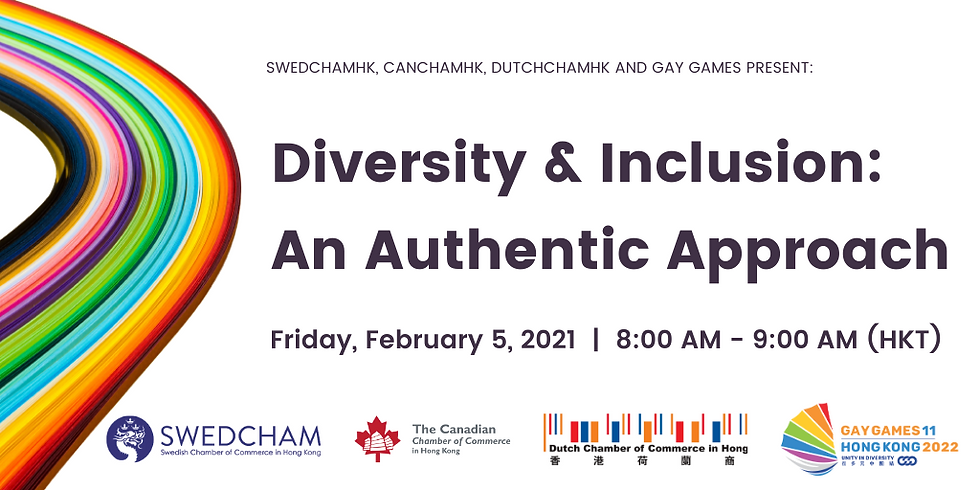 Diversity & Inclusion: An Authentic Approach
