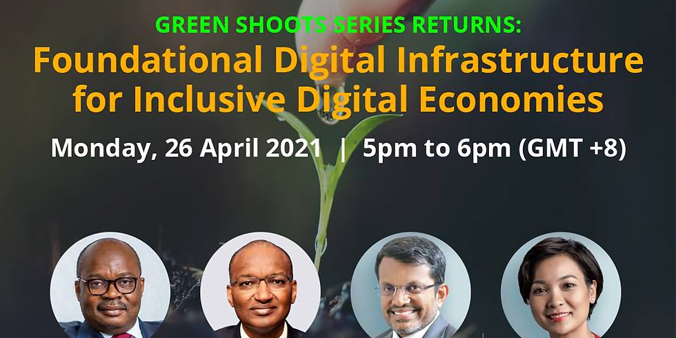 Green Shoots Series Returns: Foundational Digital Infrastructure for Inclusive Digital Economies