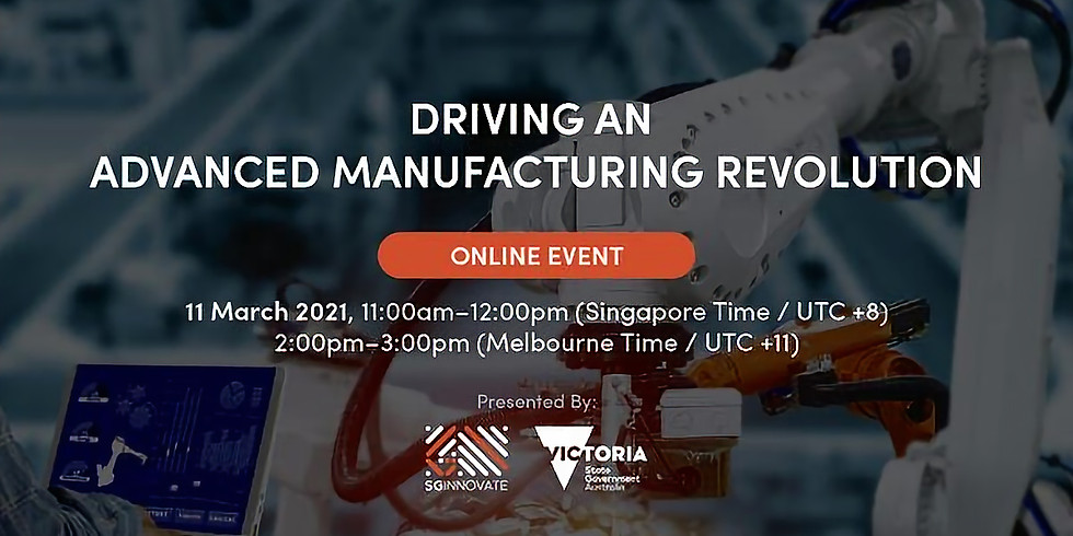 Driving an Advanced Manufacturing Revolution