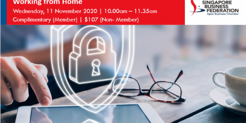 Managing your Cybersecurity Risks when Working from Home