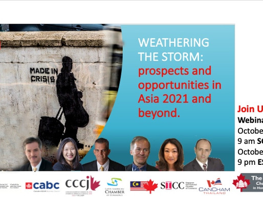 WEATHERING THE STORM: prospects and opportunities in Asia 2021 and beyond
