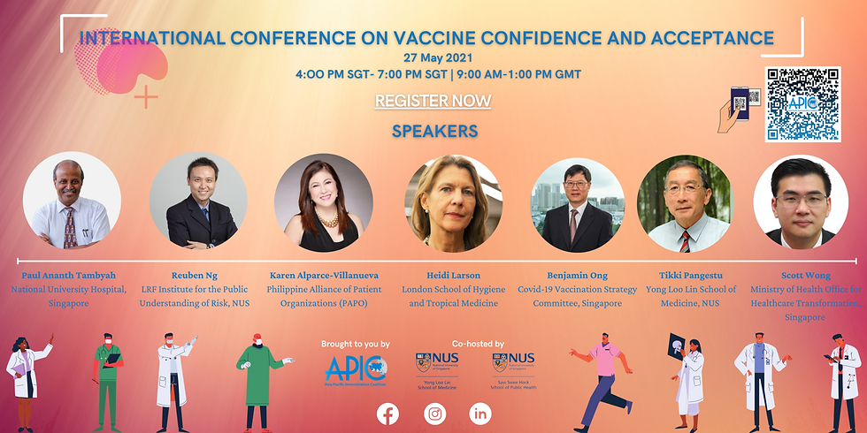 International Conference on Vaccine Confidence and Acceptance