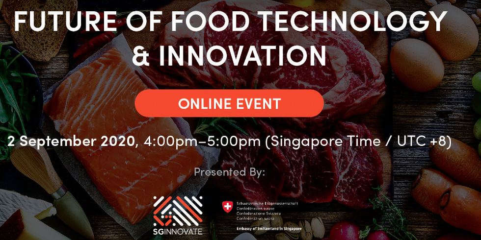 Future of Food Technology and Innovation