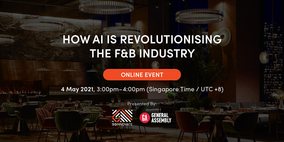 How AI is Revolutionising the F&B Industry