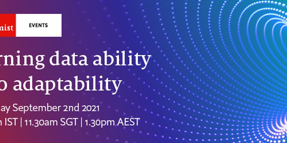 Turning Data Ability into Adaptability