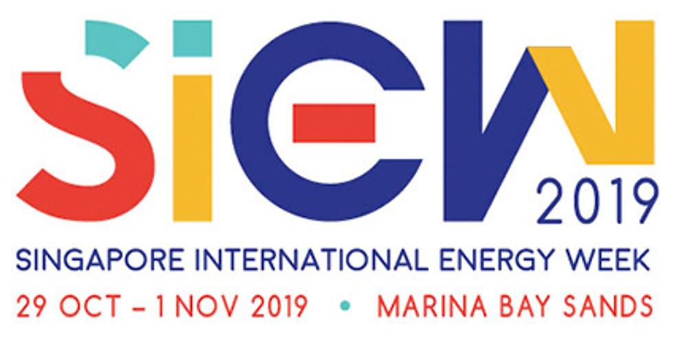 Singapore International Energy Week 2019