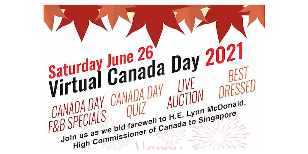 Virtual Canada Day 2021!