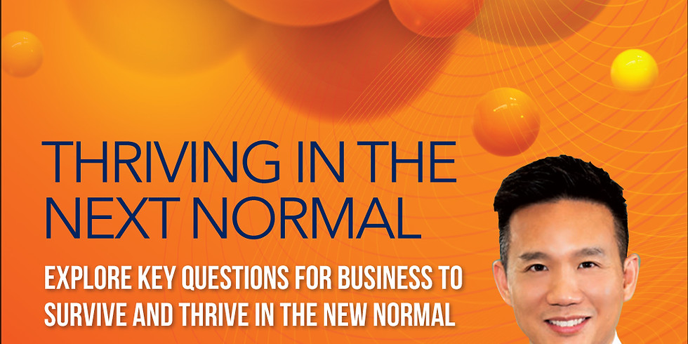 SCMP Thriving in the Next Normal with Terence Chow, CEO, Asia, RBC Wealth Management