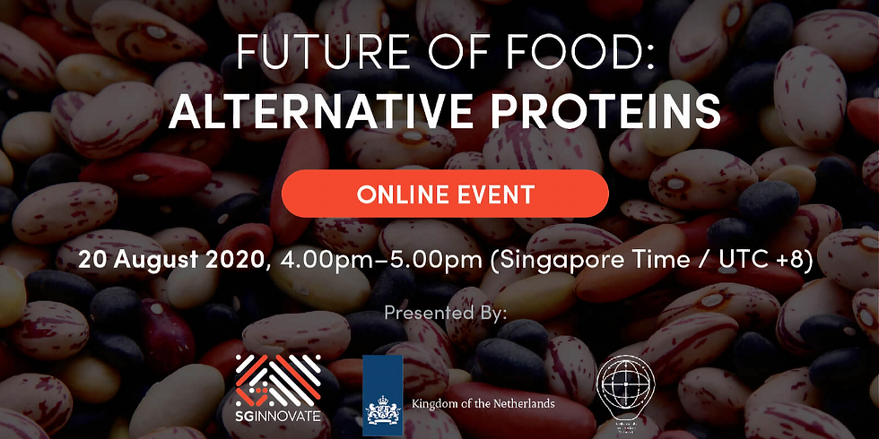 Future of Food: Alternative Proteins