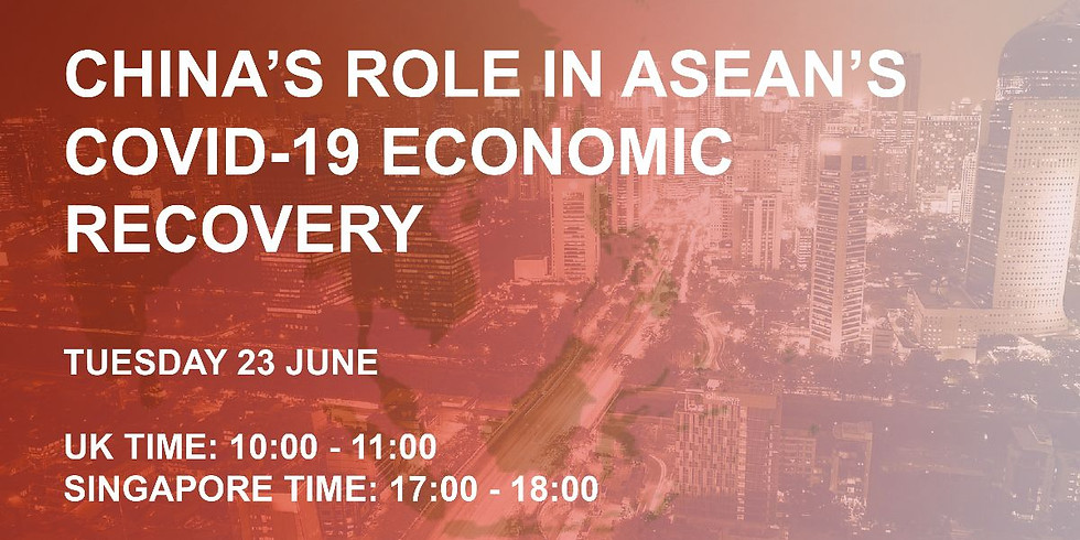 China's Role in ASEAN's COVID-19 Economic Recovery