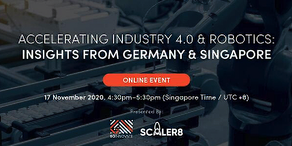 Accelerating Industry 4.0 and Robotics: Insights from Germany and Singapore