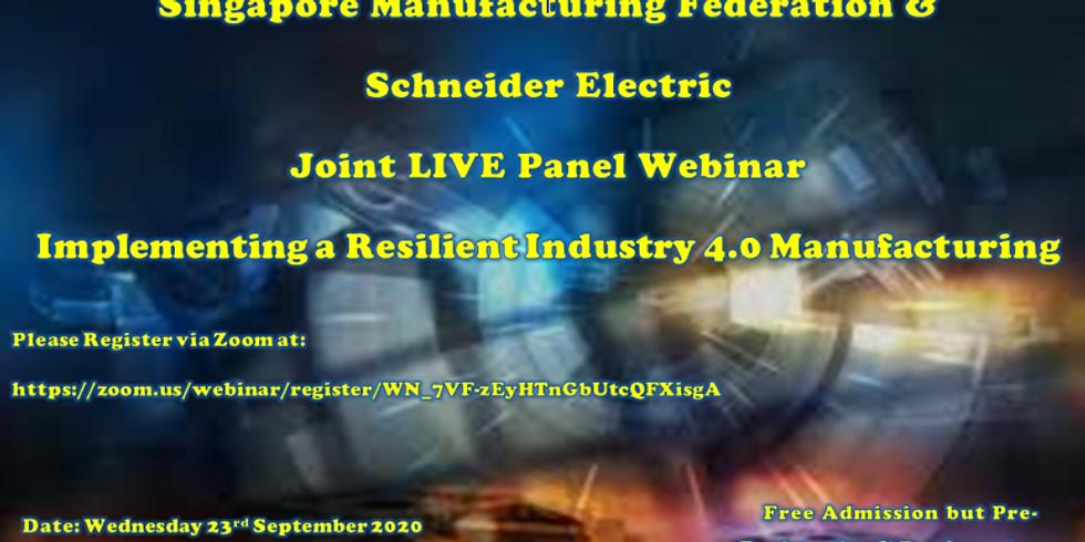 Singapore Manufacturing Federation & Schneider Electric