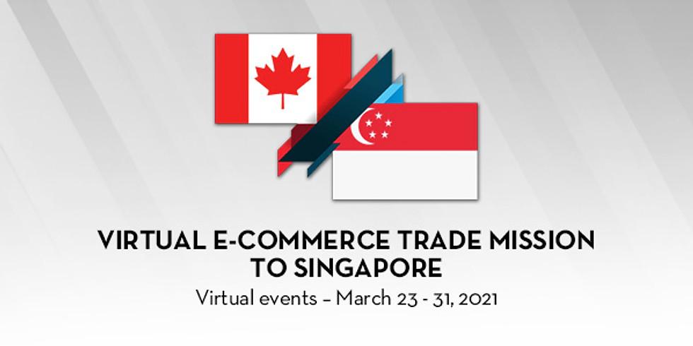 Virtual E-Commerce Trade Mission to Singapore