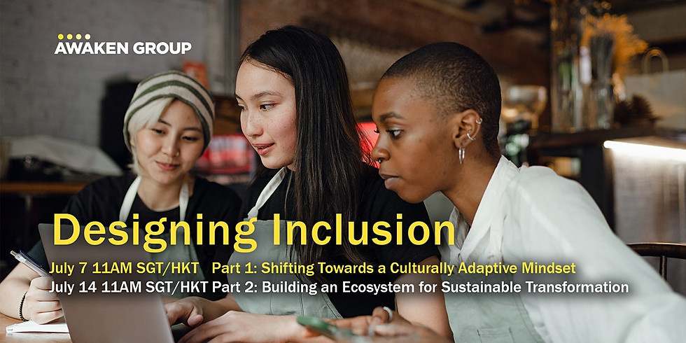 Designing Inclusion: Building an Ecosystem for Sustainable Transformation