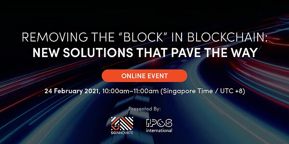 """Removing the """"Block"""" in Blockchain: New Solutions That Pave the Way"""
