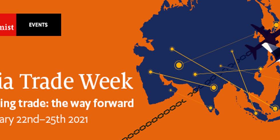 Asia Trade Week - Reviving Trade: The Way Forward