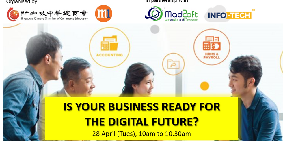 Is your Business Ready for the Digital Future?