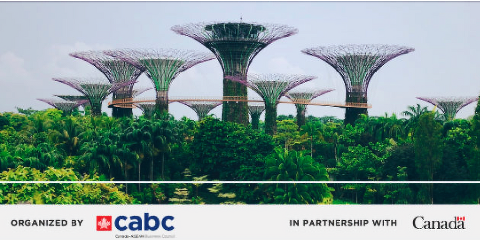 : Doing Business in Singapore: Opportunities for Innovative Canadian Businesses