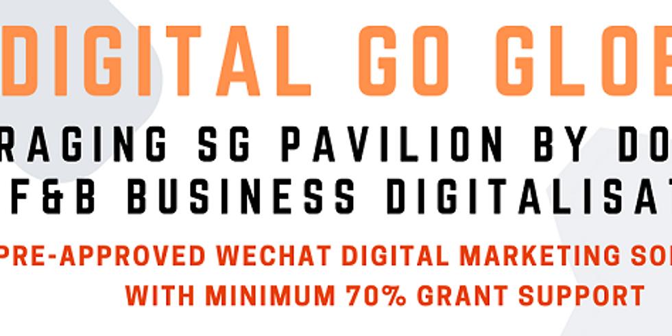 Go Digital Go Global: Leveraging SG Pavilion by Dodoca for F&B Business Digitalisation
