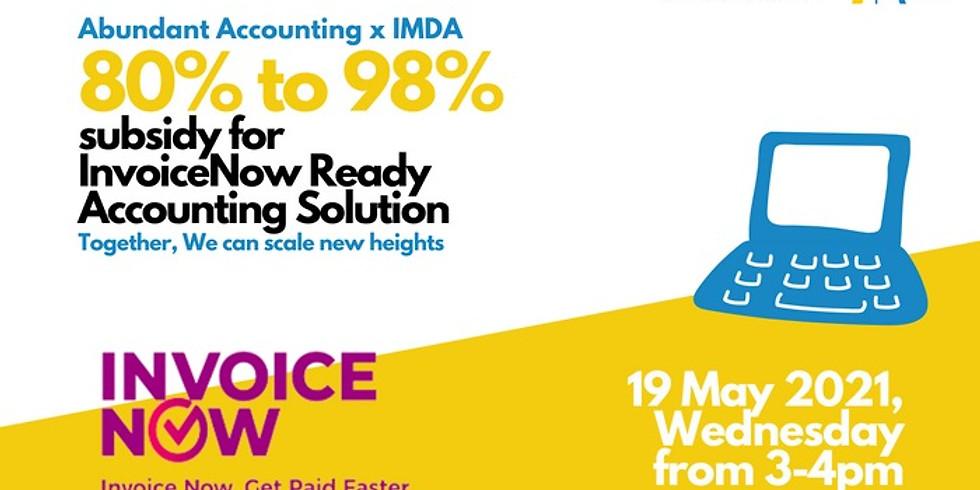 Abundant Accounting x IMDA Joint Webinar