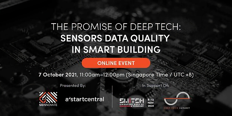 The Promise of Deep Tech: Sensors Data Quality in Smart Building