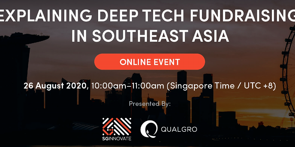 Explaining Deep Tech Fundraising in Southeast Asia