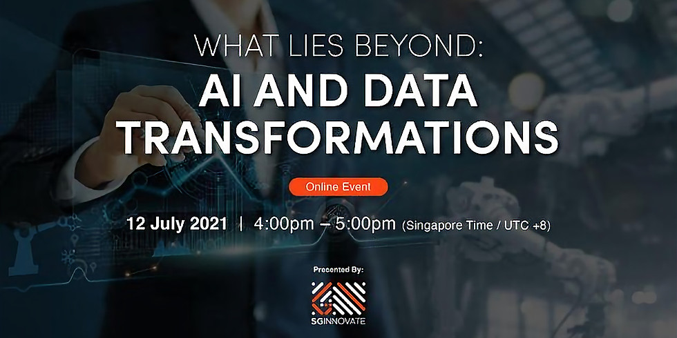 What Lies Beyond: AI and Data Transformations