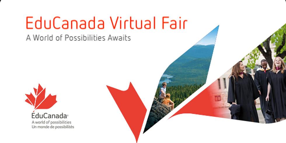 EduCanada Virtual Fair