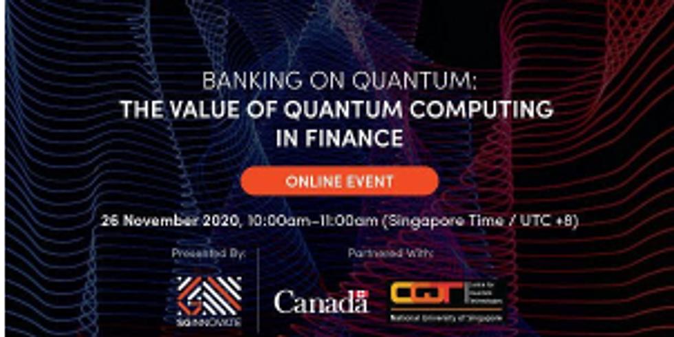 Banking on Quantum: The Value of Quantum Computing in Finance
