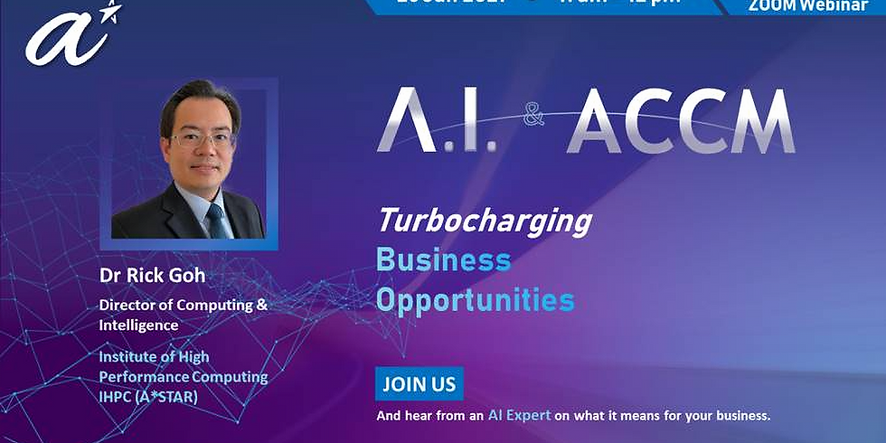AI & ACCM : Turbocharging Business Opportunities