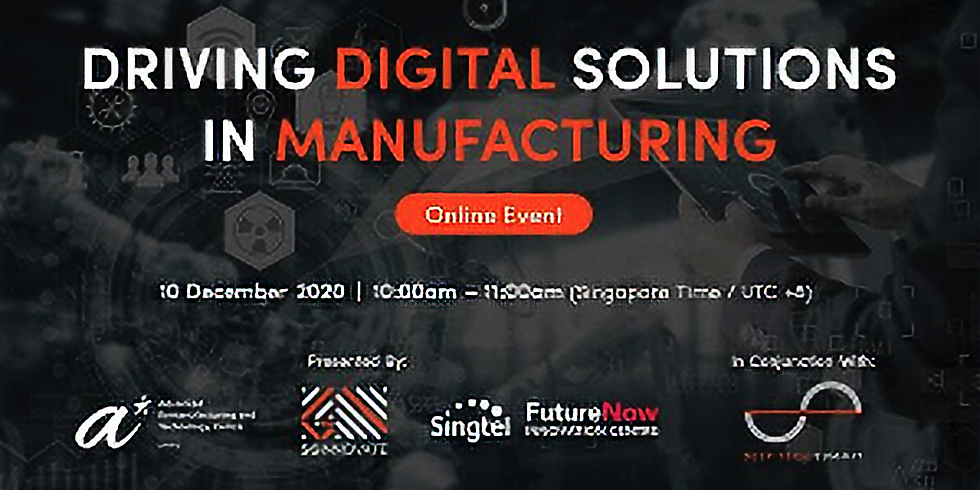 Driving Digital Solutions in Manufacturing