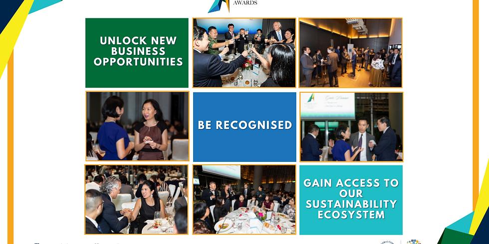Singapore Apex Corporate Sustainability Awards Ceremony 2021
