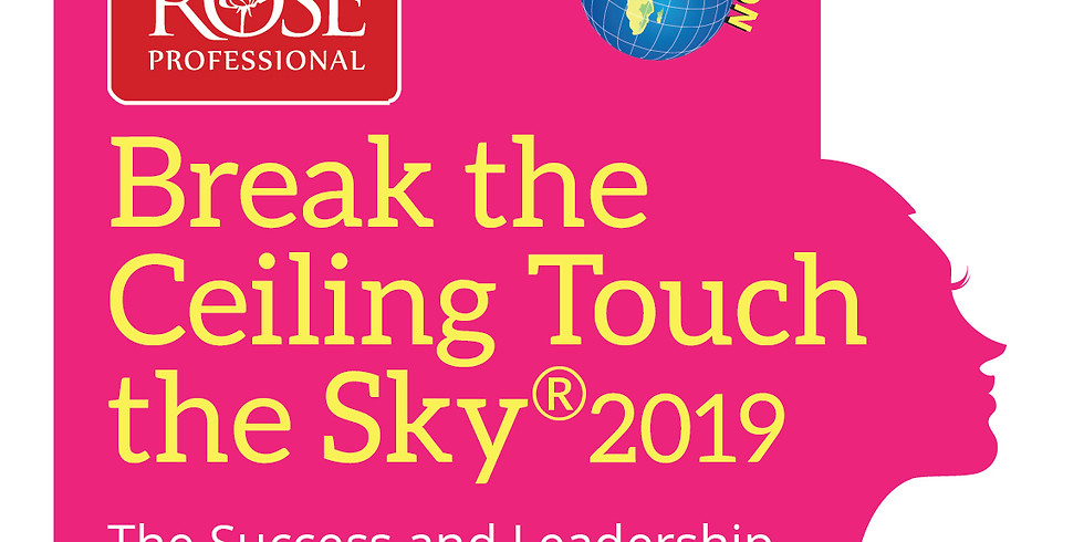 2019 World edition of Break the ceiling touch the sky