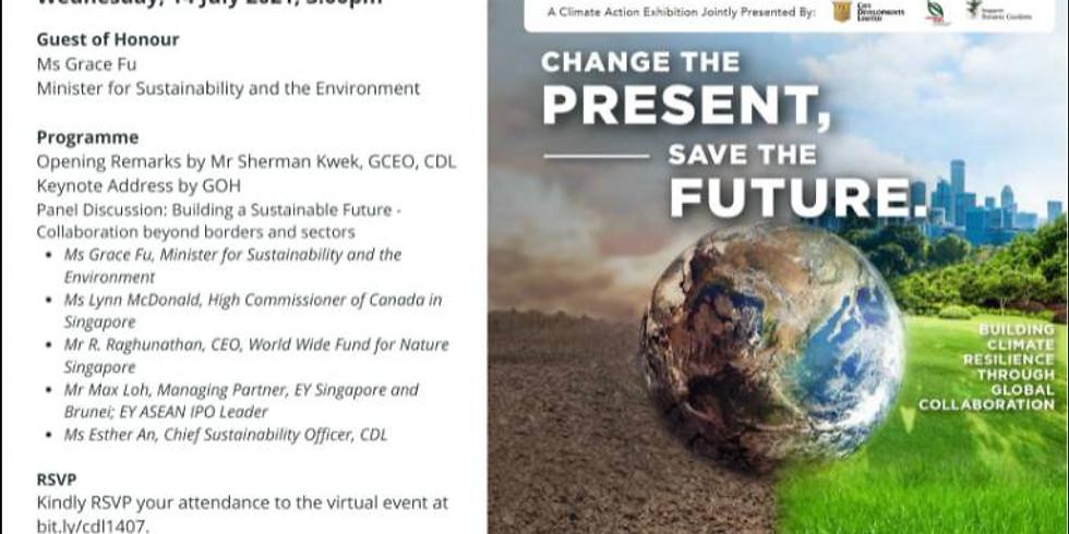 Change the Present, Save the Future