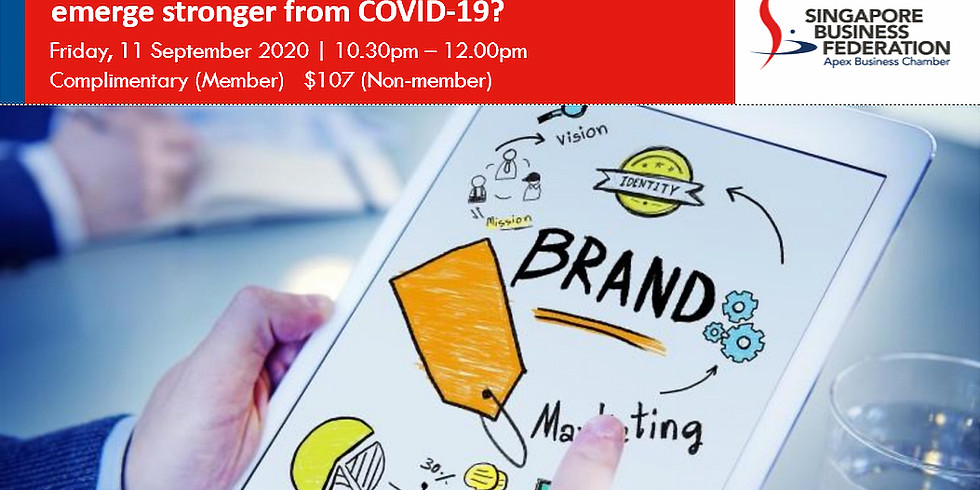 How can brands truly emerge stronger from COVID-19?