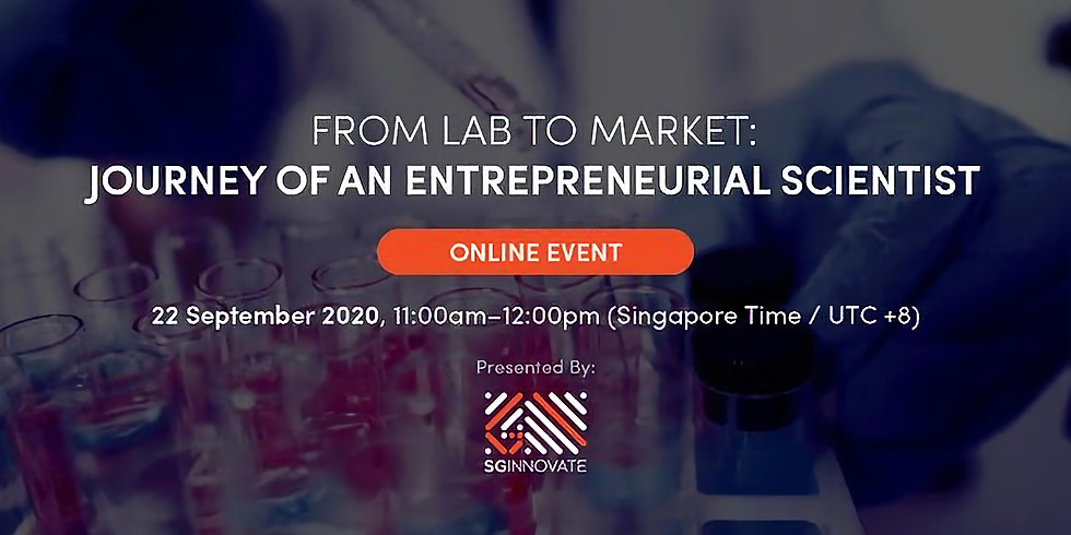 From Lab to Market: Journey of an Entrepreneurial Scientist
