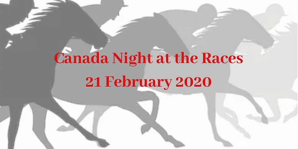 Canada Night at the Races 2020