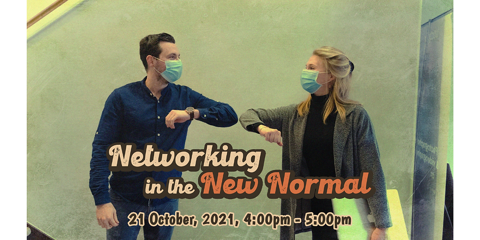 Networking in the New Normal