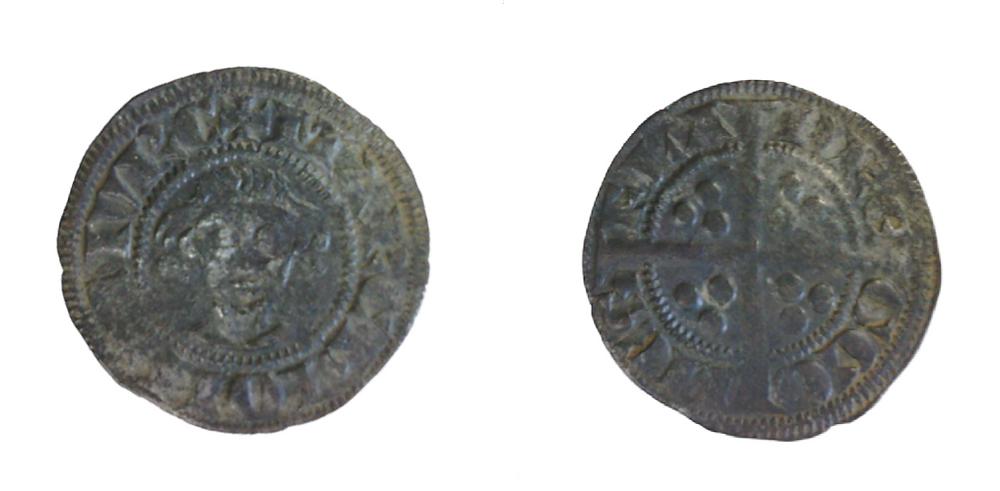 Sterling imitation penny, Guy of Dampierre