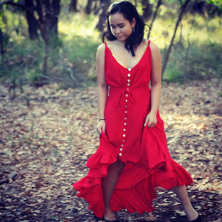 ah! karumba dress
