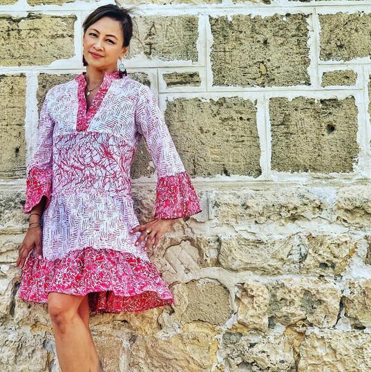 seychelles dress