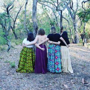 our boho tribe x
