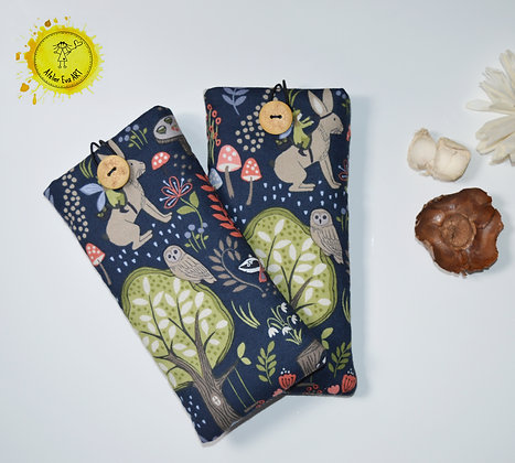 Enchanted Forest phone/sunglasses case