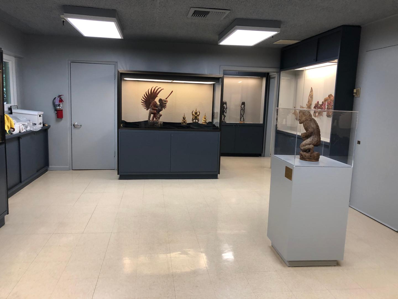 Gallery II renovated