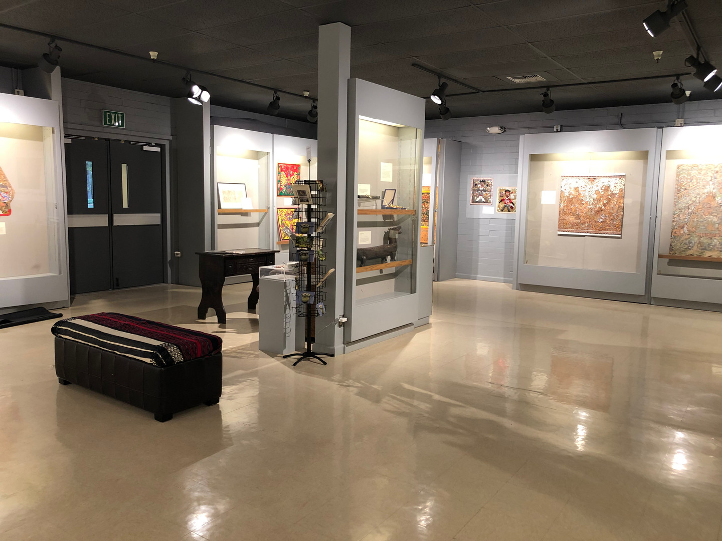 Gallery I renovated