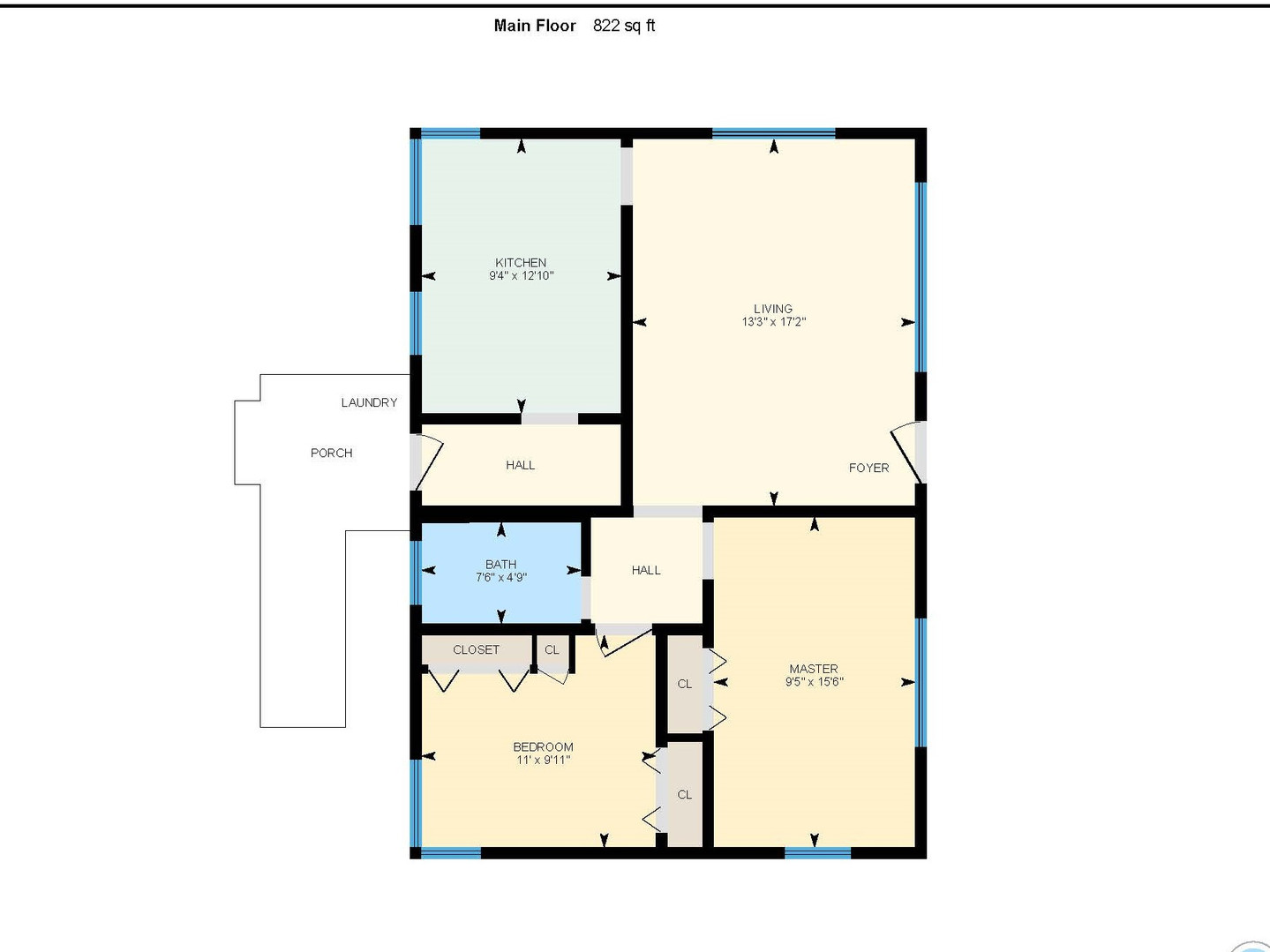 Avery Rd. - Floorplan