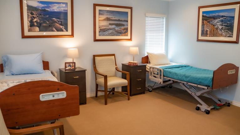 SEMI-PRIVATE BEDROOM