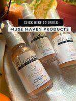 Muse Maven Skintique, in Atlanta,Ga Brightening C serum
